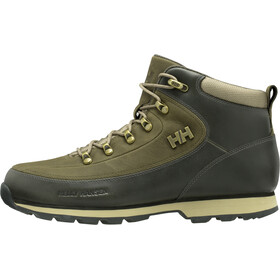 Helly Hansen The Forester Shoes Herrer, beluga/ivy green/hh khaki